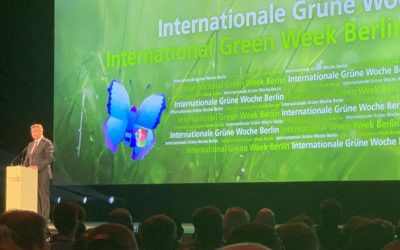 International green week in Berlin